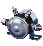 CONTINUOUS DUTY SOLENOID 12V.