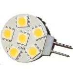 LAMPADINA  LED G4 6 LED 10-30V
