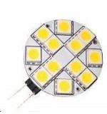 LAMPADINA G4 12 LED 10-30v